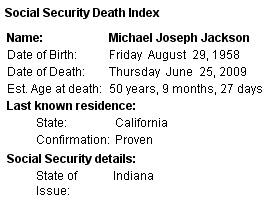MJ SSDI